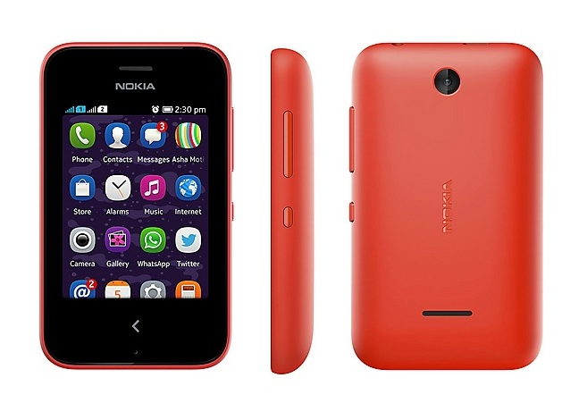 Nokia Asha 230 Available For Price Rs.3449: Specs And Features