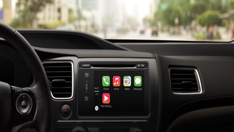 Apple CarPlay Dashboard System Brings iOS To Automobiles, Smartens Ride.