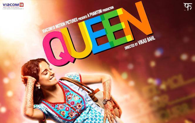 QUEEN | Movie Review – Kangana Ranaut Wears Her Crown Right!