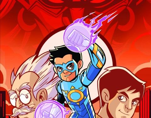 Stan Lee's 'Chakra – The Invincible' Issue #1 | Graphic Novel Review