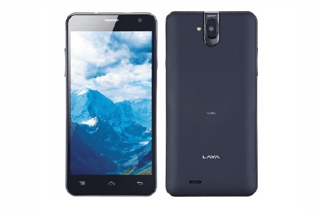LAVA Iris 550Q Launched. Price Tag Says Rs.13000: Quad-Core Processor, 5.5-Inch Display