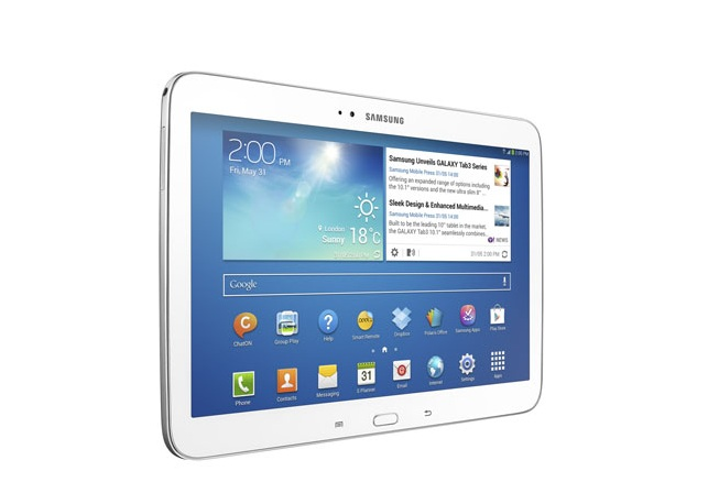 Samsung Galaxy Tab 3 10.1 Listed Company's Website. Price Rs.36340: Specs And Features