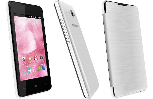 Spice Low Budget Smartphone Stellar Guide Mi-438 Launched For Rs. 5199/-