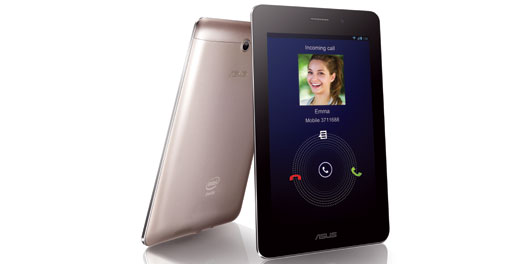 ASUS Fonepad 7 Dual-SIM Phablet Launched For Rs. 12999. Specs & Features Listed.