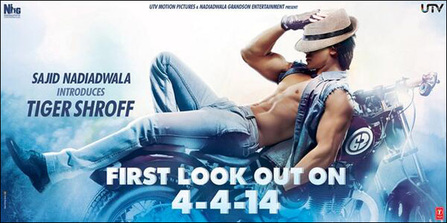 Watch: 'Heropanti' Official Theatrical Trailer Starring Tiger Shroff