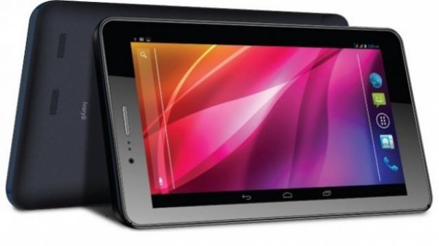 LAVA Ivory S Dual-SIM 3G Tablet Launched For Rs 8499/-