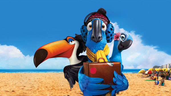 Rio 2 | Movie Review – Overplotted, But Kids Will Love It