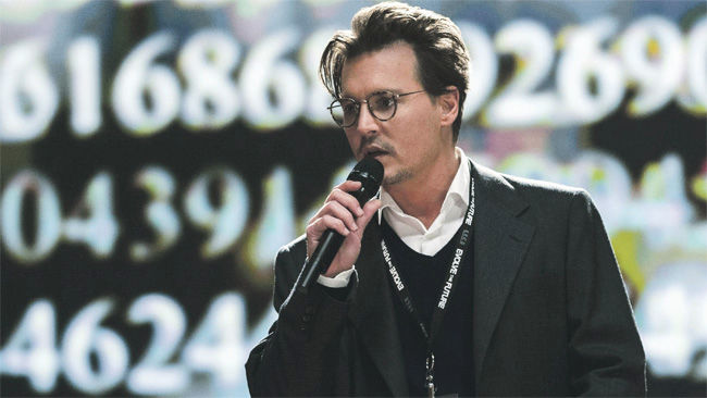 Transcendence | Movie Review – Transcen'dense'