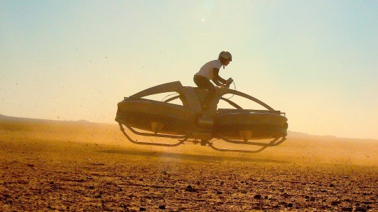 Hoverbike Aero-X Takes Off In 2017; Will Cost Rs 60 Lakh To Ride This Flying Machine.