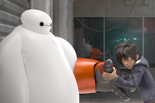 Big Hero 6 | Trailer Teaser + Poster. Adorable, Much!