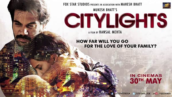 CityLights   Movie Review
