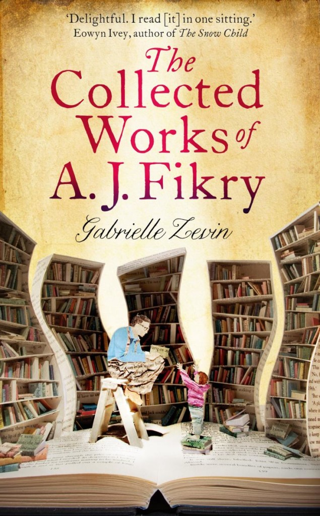 The Collected Works of A.J. Fikry Review