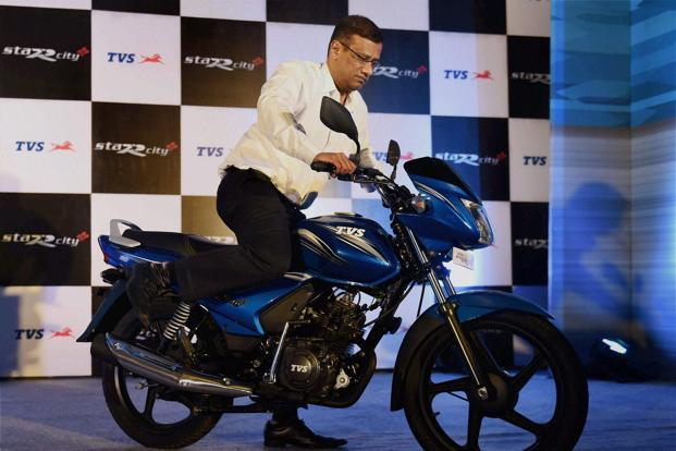 New TVS Star City+ 110CC Motorcycle Launched For Rs. 41500/-