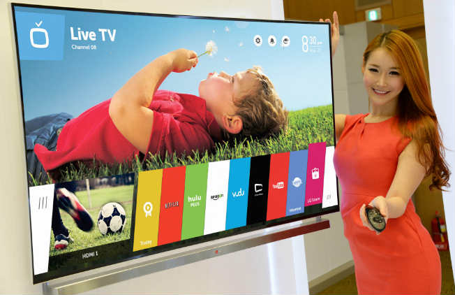 LG WebOS Smart-TV Platform In India Soon; Ultra-HD TV Price Starts Rs 1.5 Lakh Onwards