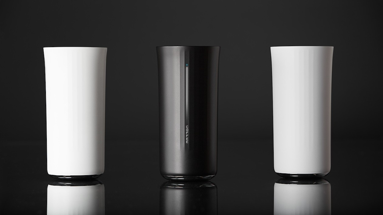 Mark One 'Smart Cup' Counts Calories For You – Helps Your Drink Right