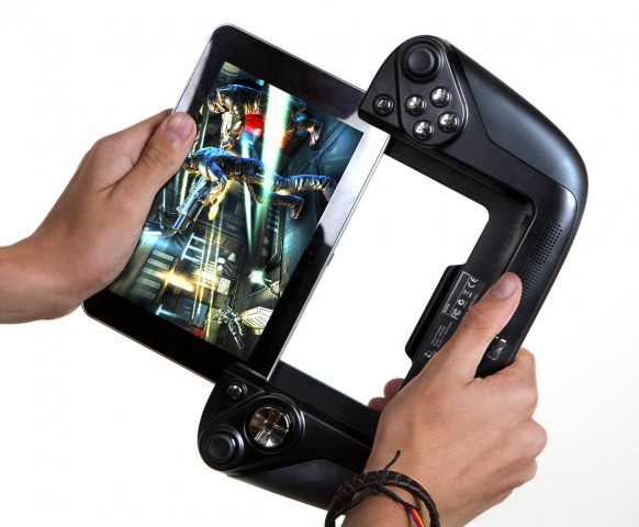 Wikipad's 'Gamevice' MFi Game Controller For Apple iPad Mini Announced