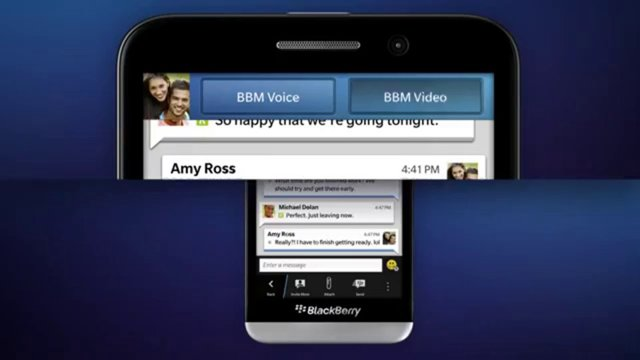 BlackBerry Z3 India Launch On June 25; Priced Below Rs 12,000/-