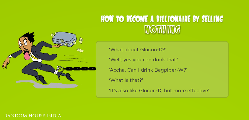 'How to Become a Billionaire by Selling Nothing' – by Aditya Magal   Book Review
