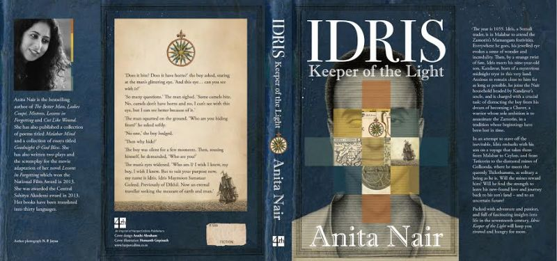 'Idris: Keeper of the Light' By Anita Nair | Book Review