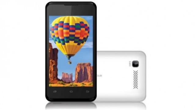 Intex Aqua 3G Low Budget Smartphone Launched; Price Rs. 3555/-