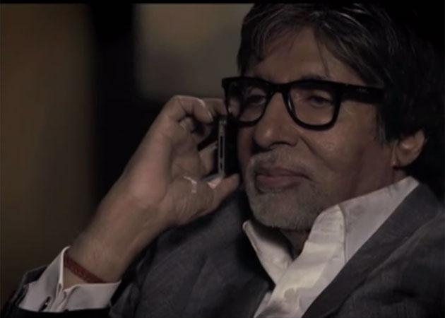Watch : Trailer Of Amitabh Bachchan's Debut TV Series 'Yudh'