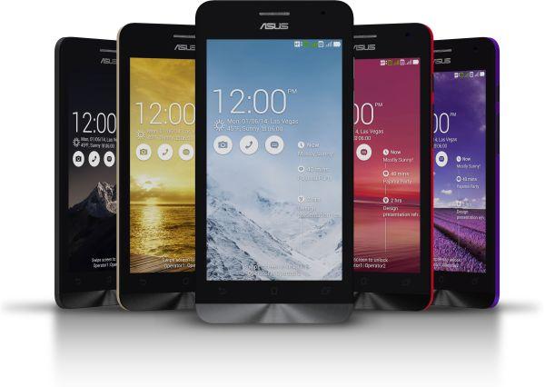 Asus Zenfone 4/5/6 Mid-Range Smartphones Launched. Price Starts Rs. 5999/-