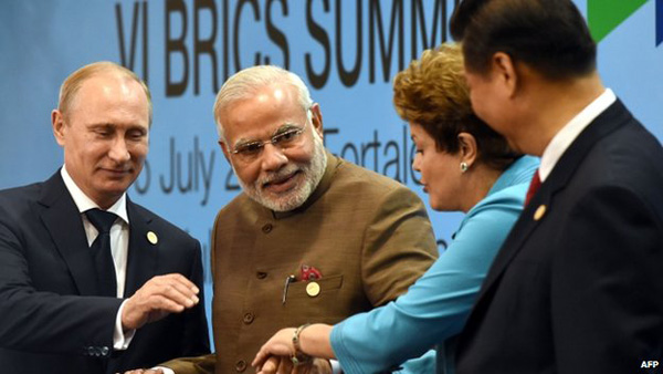 BRICS $100 Bn New Development Bank – New World Order? Not really.