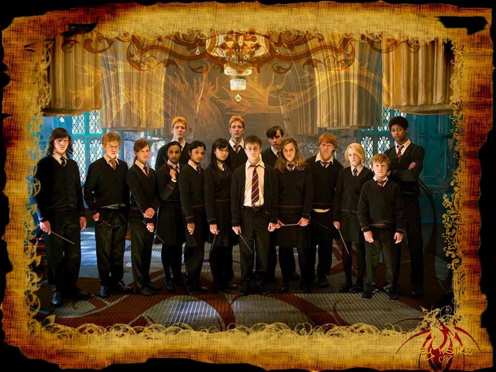 J.K. Rowling Publishes New Story 'Dumbledore's Army Reunites..' on Pottermore