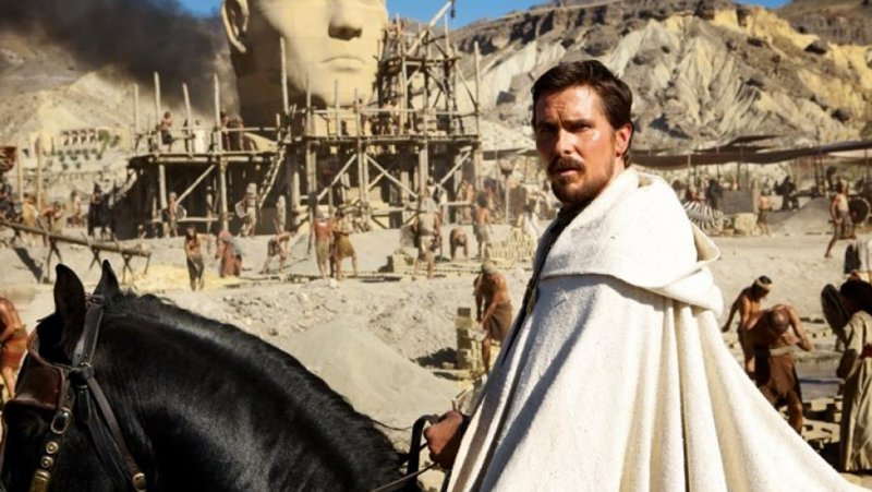 "Watch : Trailer of Ridley Scott's ""Exodus : Gods and Kings"" Starring Christian Bale"