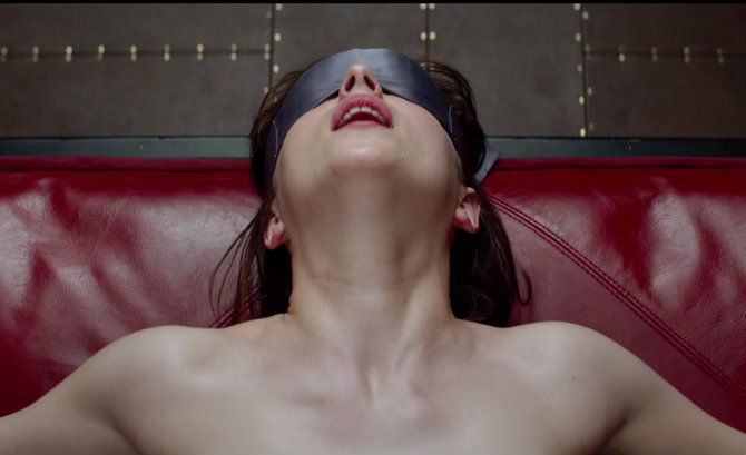 Watch: 'Fifty Shades Of Grey' Trailer Starring Dakota Johnson, Jamie Dornan