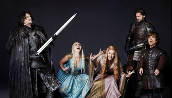 'Game of Thrones' New Cast and a Blooper from the last season