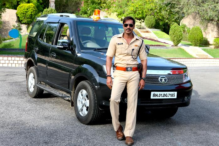 Singham Returns Trailer To Launch 11th July! TATA Motors Associates With The Brand.
