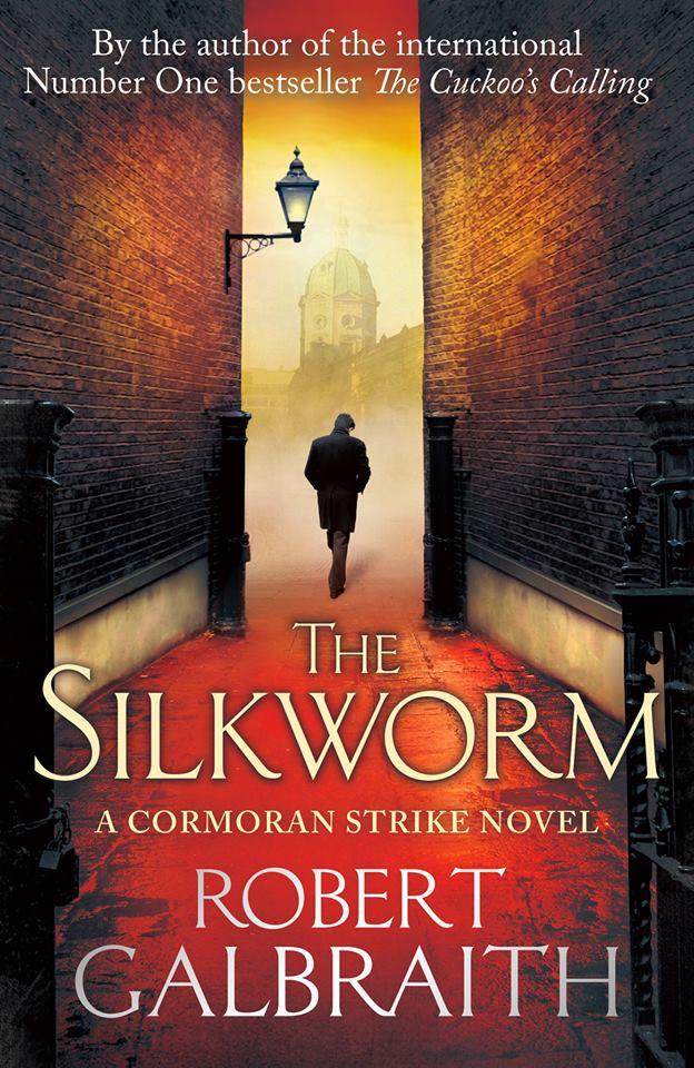'The Silkworm' by Robert Galbraith | Book Review