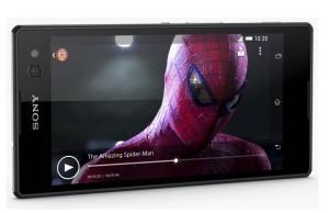 Sony Xperia C3 Amazing Spider-Man