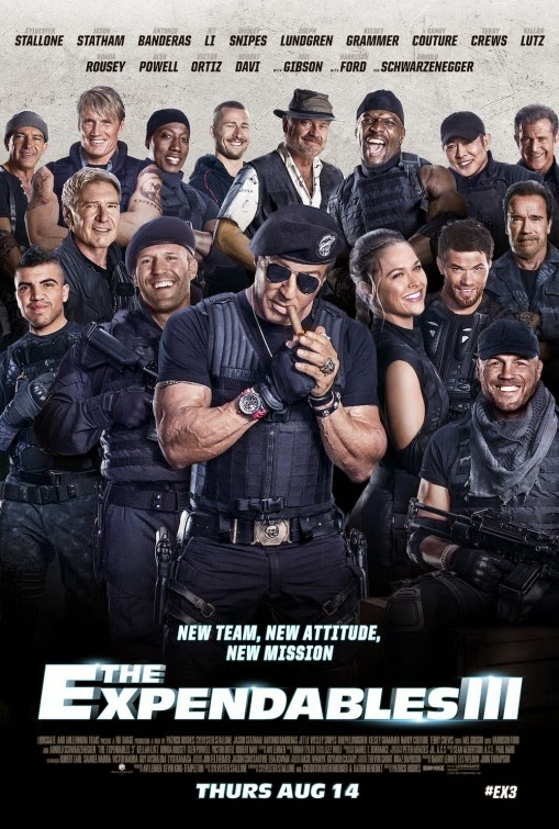 The-Expendables-3 Movie Review