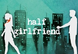Chetan Bhagat's New Book 'Half Girlfriend' Exclusive Pre-Order On Flipkart. Releasing October 2014.
