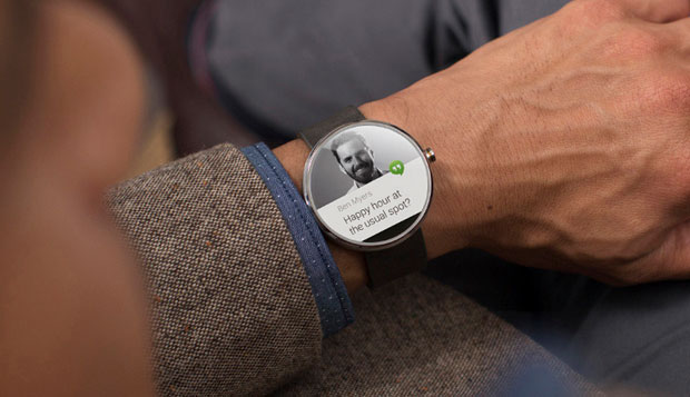 Motorola's Moto 360 Android Wear Smartwatch May Release September 4th. Listed Price $250 @ BestBuy.