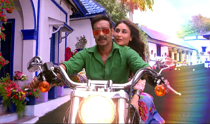 singham returns ajay kareena
