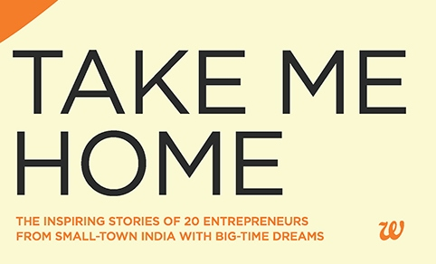 'Take Me Home' by Rashmi Bansal | Book Review