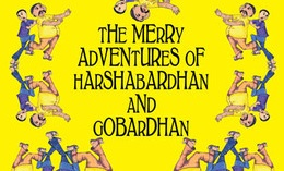 The Merry Adventures Of Harshabardhan and Gobardhan | Book Review