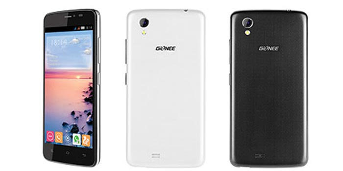 Gionee CTRL V4S Launched. The Android Smartphone To Cost Rs. 9999
