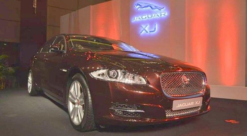 JLR Jaguar XJ 2.0L Petrol Variant Launched. Price Rs. 93.2 Lakhs