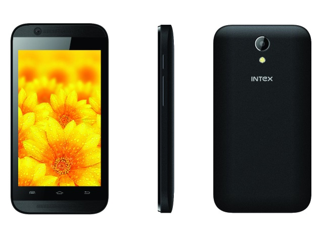 Intex Aqua 4X Low Budget 3G Android Smartphone Launched For Rs 2999/-