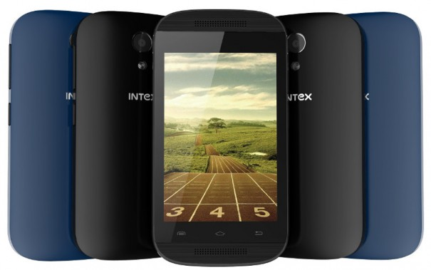 Intex Aqua T2 Is India's Cheapest Smartphone Running Android v4.4 KitKat. Flipkart Exclusive @ Rs 2699/-