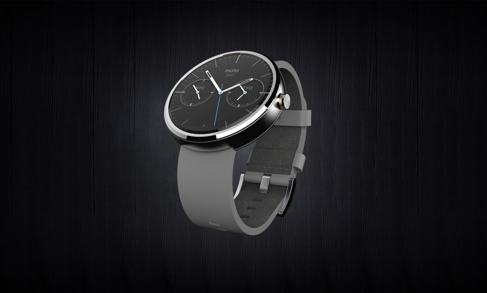 Moto 360 Smartwatch Seen On Flipkart, India Release Soon!