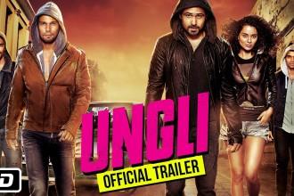 'Ungli' Theatrical Trailer:Embrace the Middle 'Ungli'