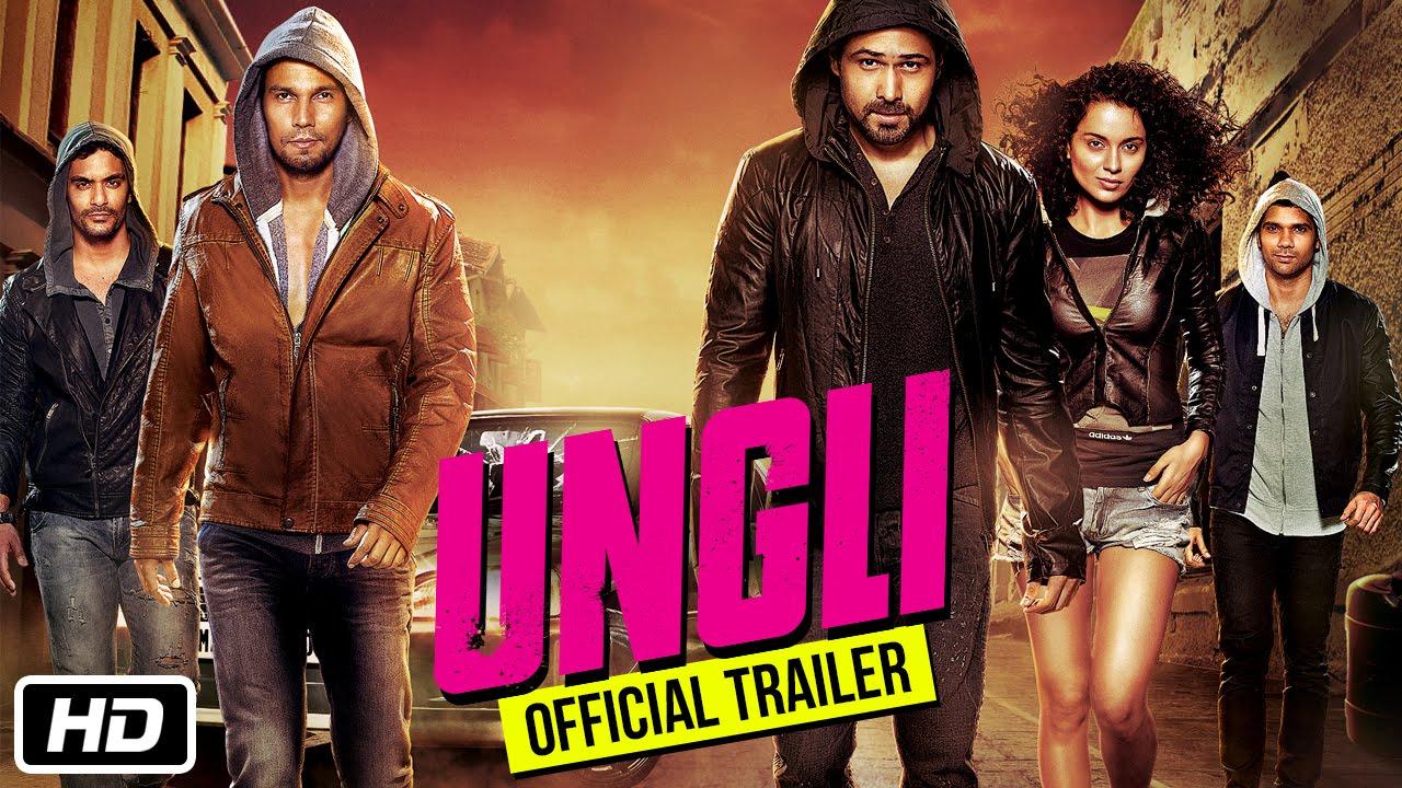 'Ungli' Theatrical Trailer : Embrace the Middle 'Ungli'