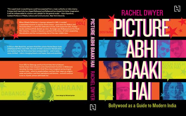 'Picture Abhi Baaki Hai' by Rachel Dwyer | Book Review