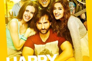Watch : 'Happy Ending' Official Trailer Starring Saif Ali Khan, Govinda, Ileana D'Cruz