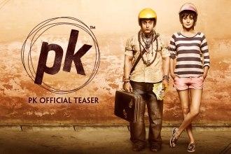 Official Teaser of 'PK':Featuring Aamir Khan,Anushka,Sushant,Sanjay Dutt